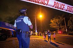 Auckland-Police investigate stabbing in Papakura