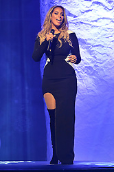 © Licensed to London News Pictures. 04/03/2016. British music artist LEONA LEWIS performs at The London Palladium as part of her UK tour. London, UK. EDITORIAL USAGE ONLY. Photo credit: Ray Tang/LNP