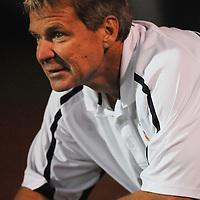 Hoggard hosted Lumberton in football Friday September 19, 2014. (Jason A. Frizzelle)