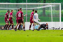 Darjan CURANOVIC during Football match between NK Triglav Kranj and NK Celje, on May 12, 2019 in Sport center Kranj, Kranj, Slovenia. Photo by Peter Podobnik / Sportida