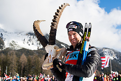 January 1, 2018 - Lenzerheide, Switzerland - Dario Cologna of Switzerland after men's 15km pursuit free technique during Tour de Ski on January 1, 2018 in Lenzerheide.. (Credit Image: © Jon Olav Nesvold/Bildbyran via ZUMA Wire)