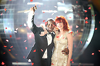 Dizzee Rascal and Florence Welch duet