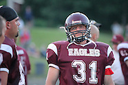 Football 2011 Ellicottville alumni Action vs WestValley