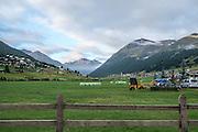 Italian Alpine Landscape, Italy, Lombardy near Brescia