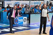 DESCRIZIONE : Cantu, Lega A 2015-16 Acqua Vitasnella Cantu' Enel Brindisi<br /> GIOCATORE : Fabio Corbani<br /> CATEGORIA : Coach<br /> SQUADRA : Acqua Vitasnella Cantu'<br /> EVENTO : Campionato Lega A 2015-2016<br /> GARA : Acqua Vitasnella Cantu' Enel Brindisi<br /> DATA : 31/10/2015<br /> SPORT : Pallacanestro <br /> AUTORE : Agenzia Ciamillo-Castoria/I.Mancini<br /> Galleria : Lega Basket A 2015-2016  <br /> Fotonotizia : Cantu'  Lega A 2015-16 Acqua Vitasnella Cantu'  Enel Brindisi<br /> Predefinita :