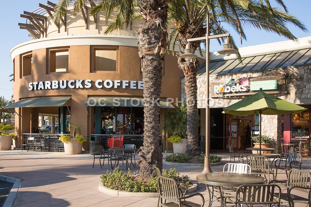 Starbucks Coffee at Seacliff Village in Huntington Beach