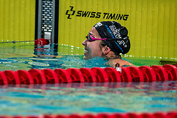 13-04-2018 NED: Swim Cup, Eindhoven<br /> Ranomi Kromowidjojo wint de 50 meter vlinder