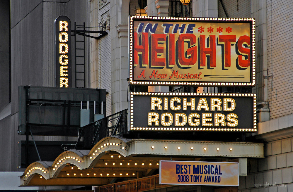 In the Heights, Richard Rodgers Theater