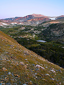 Absaroka-Beartooth Wilderness, Montana, 2016