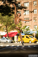 Dance As Art Photography Project- West Village New York City featuring Kevin Tate