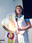 """Présentation publique de """"Mon Projet d'Affaires"""", par des femmes travailleuses autonomes et entrepreneures, au Centre de formation et de coaching d'affaires pour femmes -  7000 Avenue du Parc / Montreal / Canada / 2013-06-20, Photo © Marc Gibert / adecom.ca"""