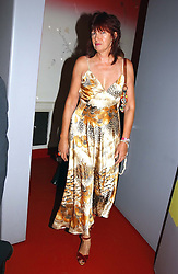JANET STREET-PORTER at the 60th birthday party for Chris Wright held at Sketch, Conduit Street, London W1 on 7th September 2004.