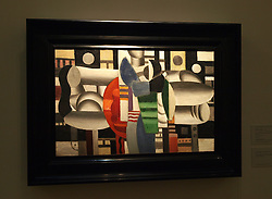 File Photo - LÉGER PAINTING FROM THE COLLECTION OF MADONNA<br />
