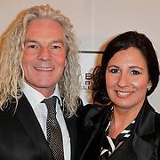 NLD/Amsterdam/20120204 - 30ste Verjaardag Richy Brown, Peter Strykes en partner