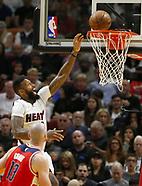Miami Heat vs Washington Wizards - 12 April 2017