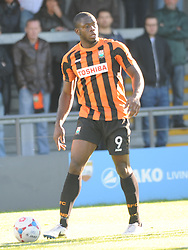 John Akinde Barnet, Barnet v Eastleigh, Vanarama Conference, Saturday 4th October 2014