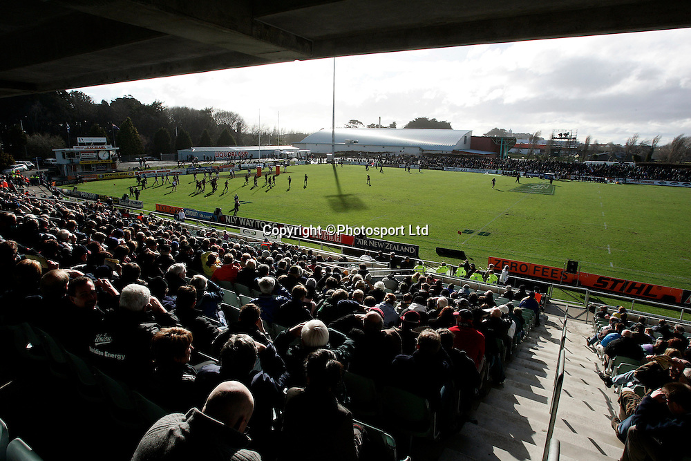 Southland vs Canterbury at Rugby Park in Invercargill, New Zealand on Saturday 13 August, 2005. Canterbury won 42-16.  Photo : Anthony Phelps/PHOTOSPORT