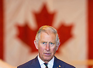 The Prince Of Wales and The Duchess Of Cornwall in Winnipeg during their visit to Canada