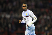 Aston Villa forward Jonathan Kodjia (26)  during the EFL Sky Bet Championship match between Nottingham Forest and Aston Villa at the City Ground, Nottingham, England on 4 February 2017. Photo by Jon Hobley.