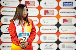 LIN Ping CHN at 2015 IPC Swimming World Championships -  Women's 200m Individual Medley SM9