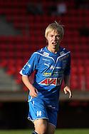 12.09.2009, Ratina, Tampere, Finland..Veikkausliiga 2009 - Finnish League 2009.Tampere United - IFK Mariehamn.Jusu Karvonen - TamU.©Juha Tamminen.