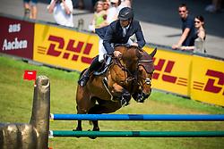 Vanderhasselt Yves, BEL, Hetman of Colors<br /> Aachen 2018<br /> © Hippo Foto - Sharon Vandeput<br /> 20/07/18