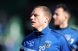 Oldham Athletic's Brian Wilson - Photo mandatory by-line: Harry Trump/JMP - Mobile: 07966 386802 - 07/03/15 - SPORT - Football - Sky Bet League One - Yeovil Town v Oldham Athletic - Huish Park, Yeovil, England.