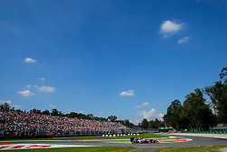 06.09.2014, Autodromo di Monza, Monza, ITA, FIA, Formel 1, Grand Prix von Italien, Qualifying, im Bild Adrian Sutil (GER) Sauber C33. // during the Qualifying of Italian Formula One Grand Prix at the Autodromo di Monza in Monza, Italy on 2014/09/06. EXPA Pictures © 2014, PhotoCredit: EXPA/ Sutton Images/ Martini<br /> <br /> *****ATTENTION - for AUT, SLO, CRO, SRB, BIH, MAZ only*****