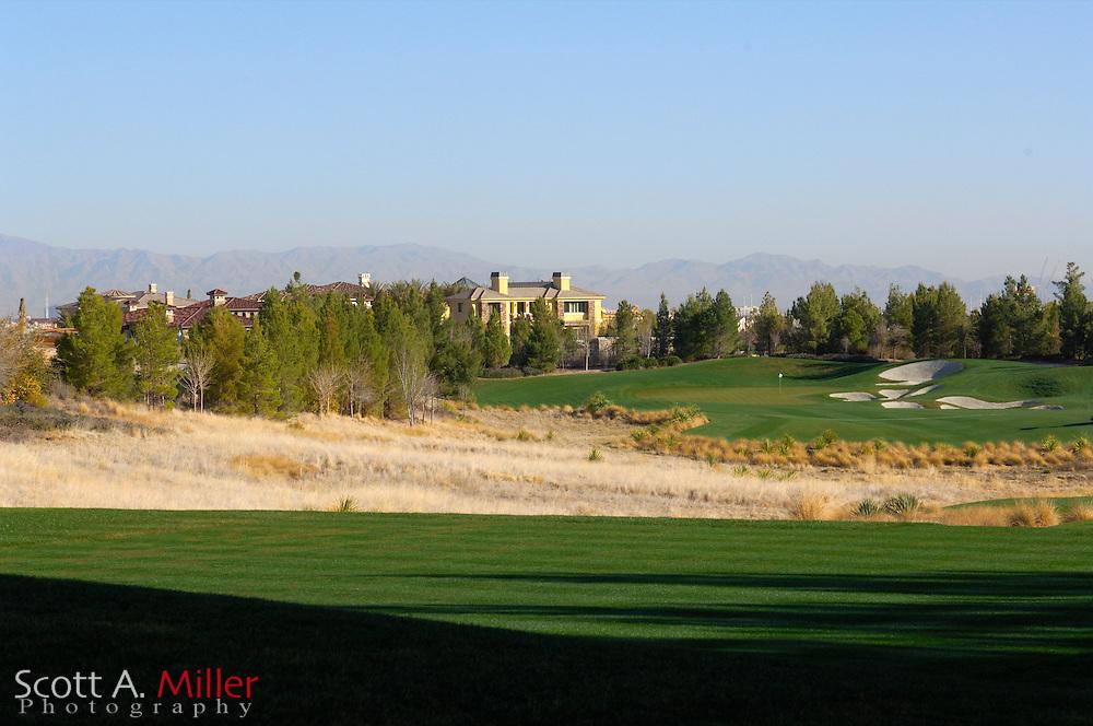 Southern Highlands Golf Club Hole No. 16..                ©2006 Scott A. Miller