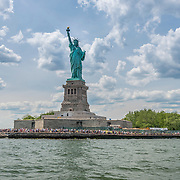 Statue of Liberty by Water