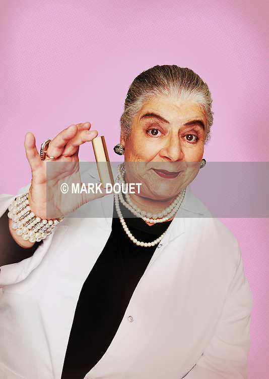Miriam Margolyes as Madame Rubinstein at the Park Theatre, Director Jez Bond