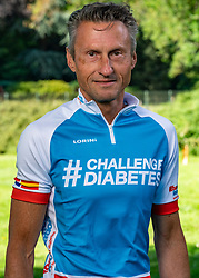 Laurens for the training on the beautiful mountain bike track around Radio Kootwijk, the first serious step was taken during this Corona crisis for La Vuelta Soria & Navarra at the Veluwe on June 01, 2020 in Radio Kootwijk, Netherlands