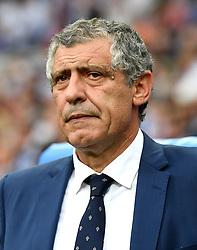 Portugal Manager Fernando Santos  - Mandatory by-line: Joe Meredith/JMP - 10/07/2016 - FOOTBALL - Stade de France - Saint-Denis, France - Portugal v France - UEFA European Championship Final
