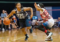 2016-01-16 Robert Morris Women's Basketball vs. Fairleigh Dickinson Lady Knights