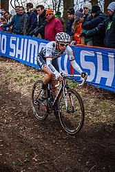 Marcel MEISEN (43,GER), 5th lap at Men UCI CX World Championships - Hoogerheide, The Netherlands - 2nd February 2014 - Photo by Pim Nijland / Peloton Photos