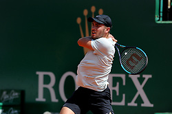 April 18, 2018 - Monaco - Tennis - Monaco - Borna Coric Croatie (Credit Image: © Panoramic via ZUMA Press)
