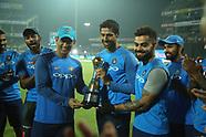 Cricket - India v New Zealand 1st T20i at Delhi