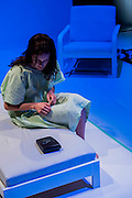 For Those Who Cry When They Hear the Foxes Scream, a new play by Charlotte Hamblin. This debut play stars Zora Bishop (The Eichmann Show, Hard Feelings) and Charlotte Hamblin (Downton Abbey, Dry Land). It is the latest production by Antic Face and will be performed at the Tristan Bates theatre, London, UK. Guy Bell, 07771 786236, guy@gbphotos.com