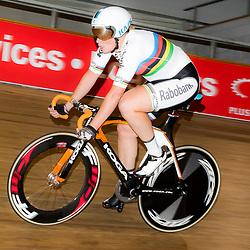 20-12-2015: Wielrennen: NK Baan: Alkmaar<br />ALKMAAR (NED) baanwielrennen<br />Werledkampioen Scratch Kirsten Wild