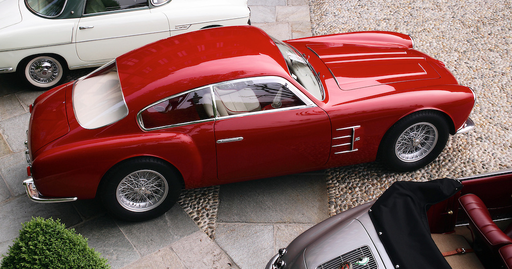 Maserati 2000 GT Zagato