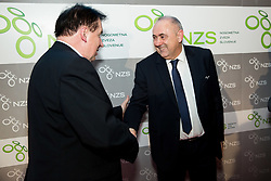 Radenko Mijatovic, president of NZS during Traditional New Year party of of the Slovenian Football Association - NZS, on December 20, 2018 in Gospodarsko razstavisce, Ljubljana, Slovenia. Photo by Vid Ponikvar / Sportida