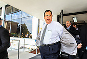 Former New Jersey Gov. Chris Christie