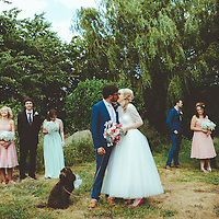 A Not So Secret Garden ~ Rufus & Claire's Green Hammerton Garden Wedding
