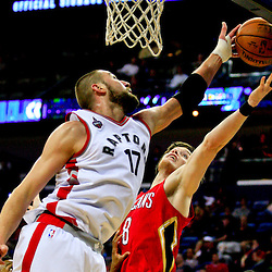 03-26-2016 Toronto Raptors at New Orleans Pelicans