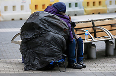 UK - Homelessness - 18 Oct 2016