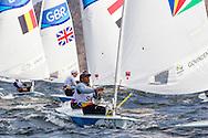2016 Olympic Sailing Games-Rio-Brazil, ANP Copyright Olympische Spelen Zeilen, ls-SEY- Rodney Govinden- Laser Standaard