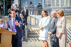 Housing and Urban Development Secretary Julian Castro Congresswoman Nancy Pelosi Mayor Ed Lee in SF