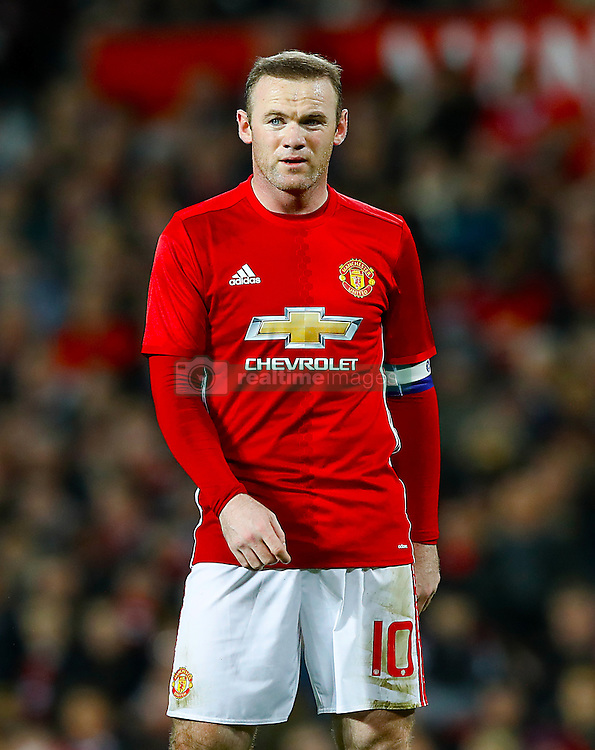File photo dated 10-01-2017 of Wayne Rooney.