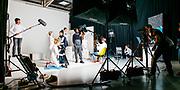 Falmouth University Prospectus, Behind the scenes shoot. Penryn, Cornwall 2018