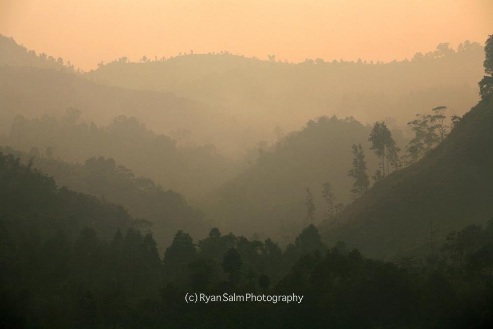 The hills of Nagaland